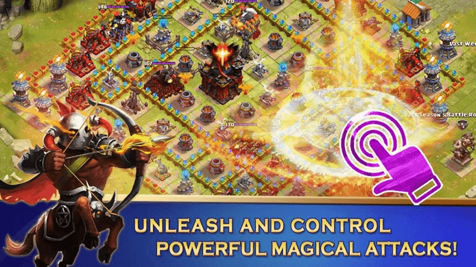 Download Clash of Lords 2 MOD APK Unlimited Everything