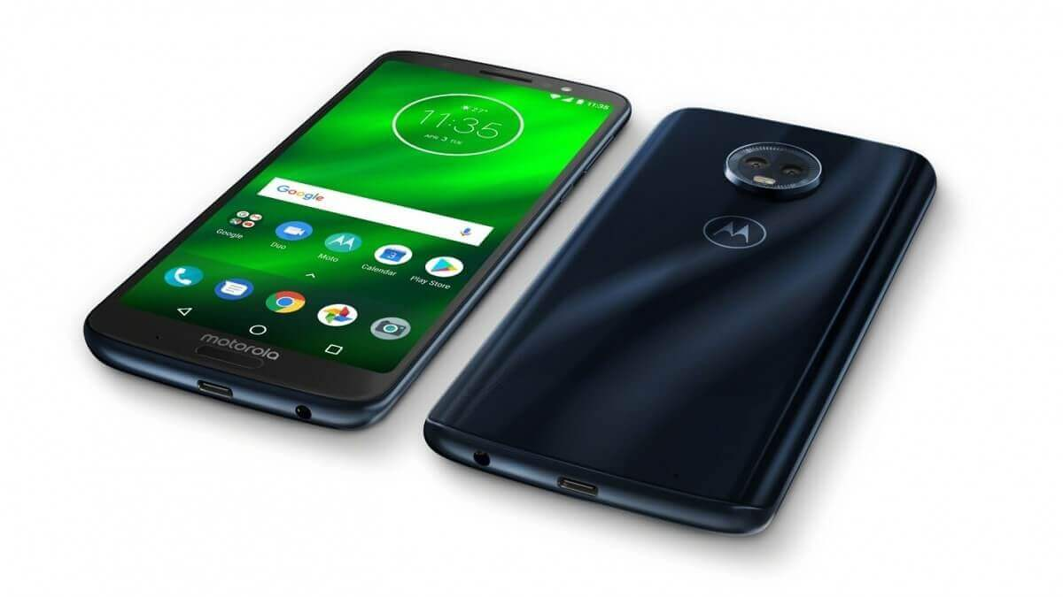 Android 9.0 PieAOSVP ViperOS for Moto G6 Plus