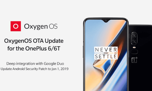 Download OxygenOS 9.0.12/9.0.4 for OnePlus 6/6T 1