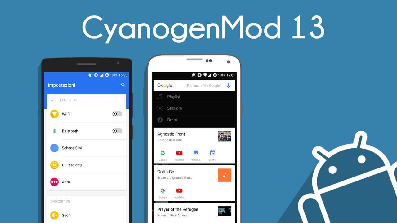 Update Xperia Z5 Compact to Android 6.0.1 Marshmallow with CyanogenMod 13 ROM