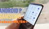 Install Samsung Galaxy S8/S8+ Android Pie Official Stable Update [One UI] 4