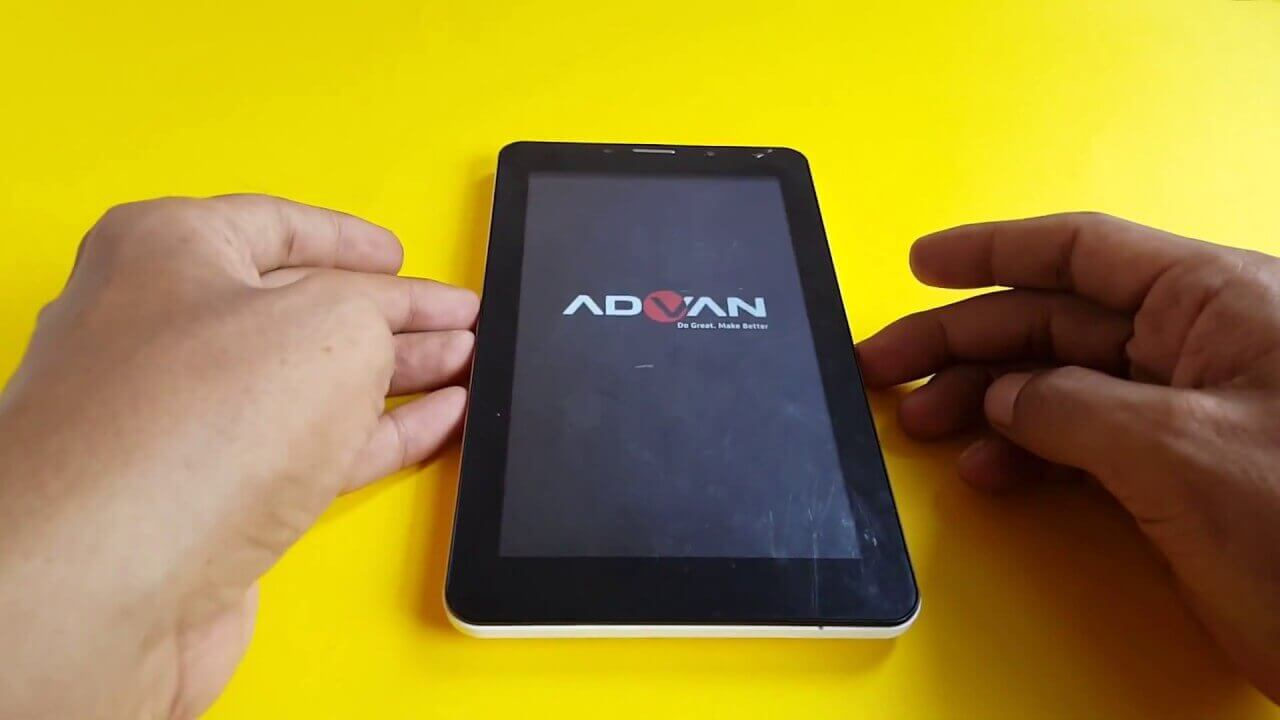 How to Install TWRP Recovery and Root Advan S7A