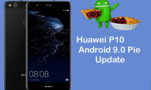 Download/Install Android Pie Update For Huawei P10 8