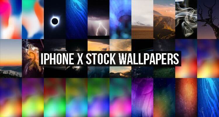 Download 30 HD iPhone X Stock Wallpapers