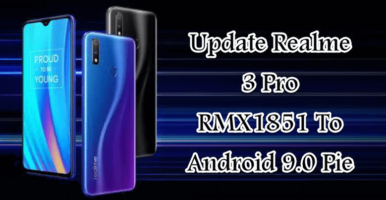 Download AOSP Android 9.0 Pie on Realme 3 Pro Custom ROM 1