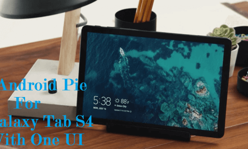 Download One UI, Android Pie Update For Galaxy Tab S4 1