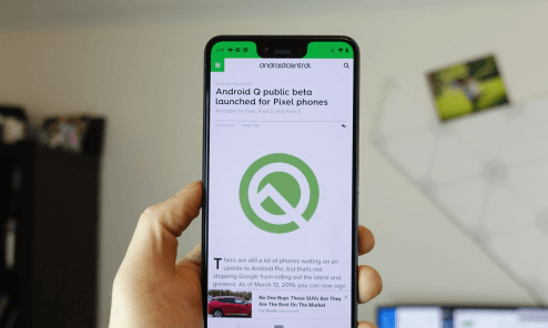 Guide To Install Android Q Beta On Xiaomi Mi 9 [Android 10 Beta 3] 1