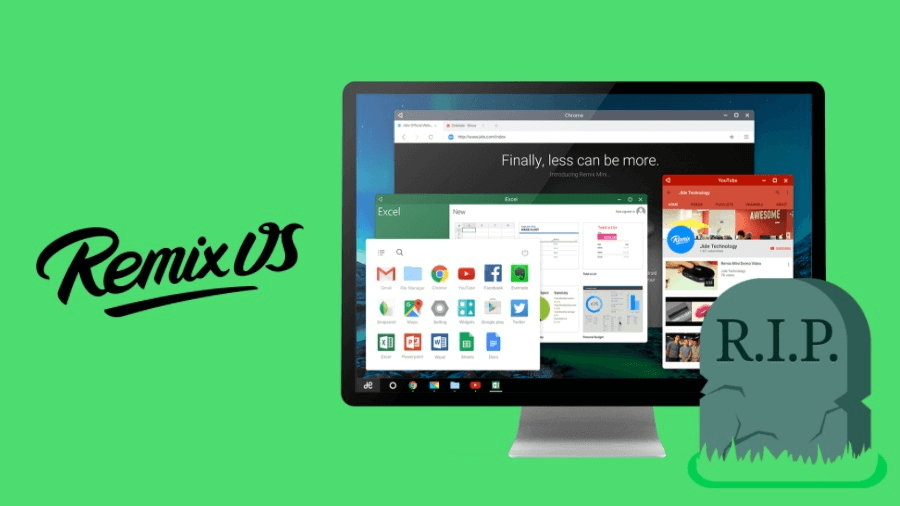 Remix OS lightest Android Emulators for Windows PC
