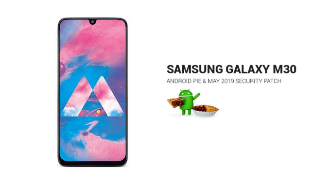 Download M305FDDU1BSEA Android Pie UI One Update for Galaxy M30