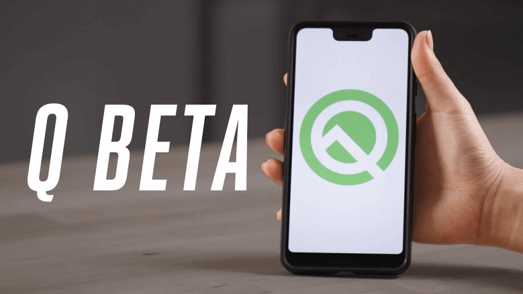 Android Q beta 5 for Google Pixel