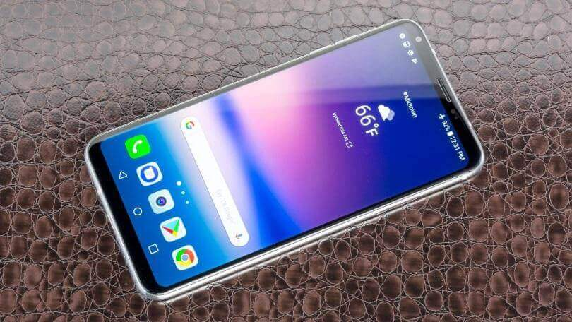 Install T-Mobile LG V30 H93220H Android 8.0 Oreo Official Update