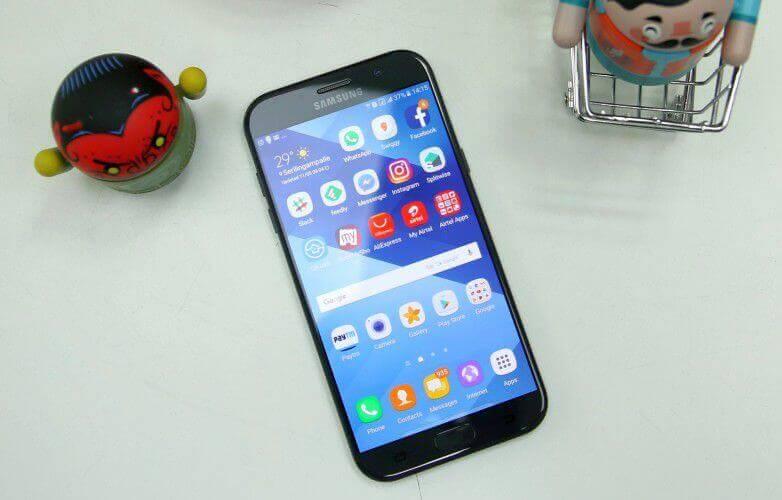 Install XXU3CRD3 Samsung Galaxy A7 2017 Android 8.0 Oreo