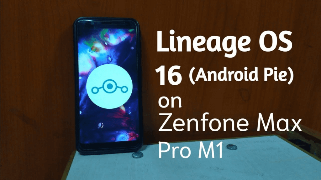 Lineage OS 16 on Zenfone Max Pro M1