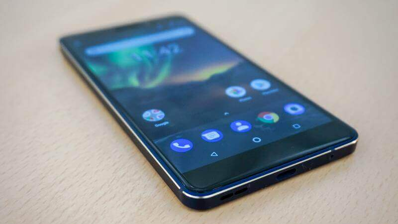 Install Android 8.1 Oreo Official Update On Nokia 6