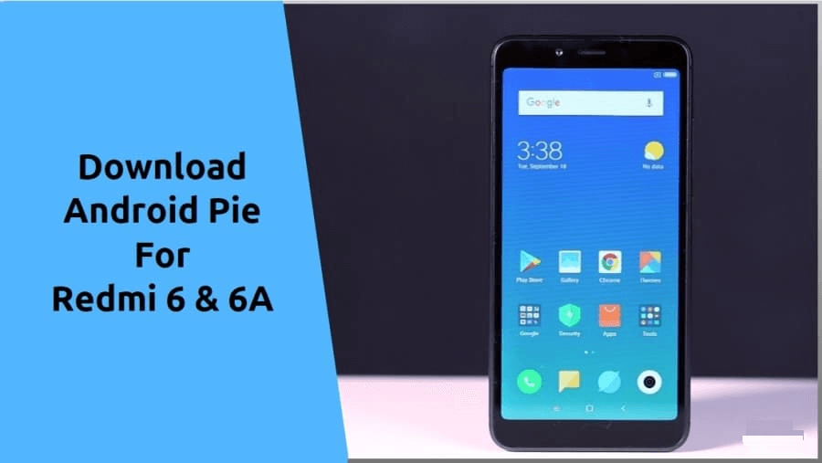 Android Pie for Redmi 6