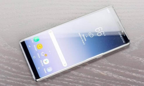 Download N950FXXU5CRHA Android 8.0.0 Oreo for Galaxy Note 8