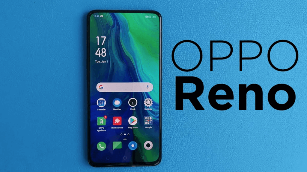 Android 10 for Oppo Reno