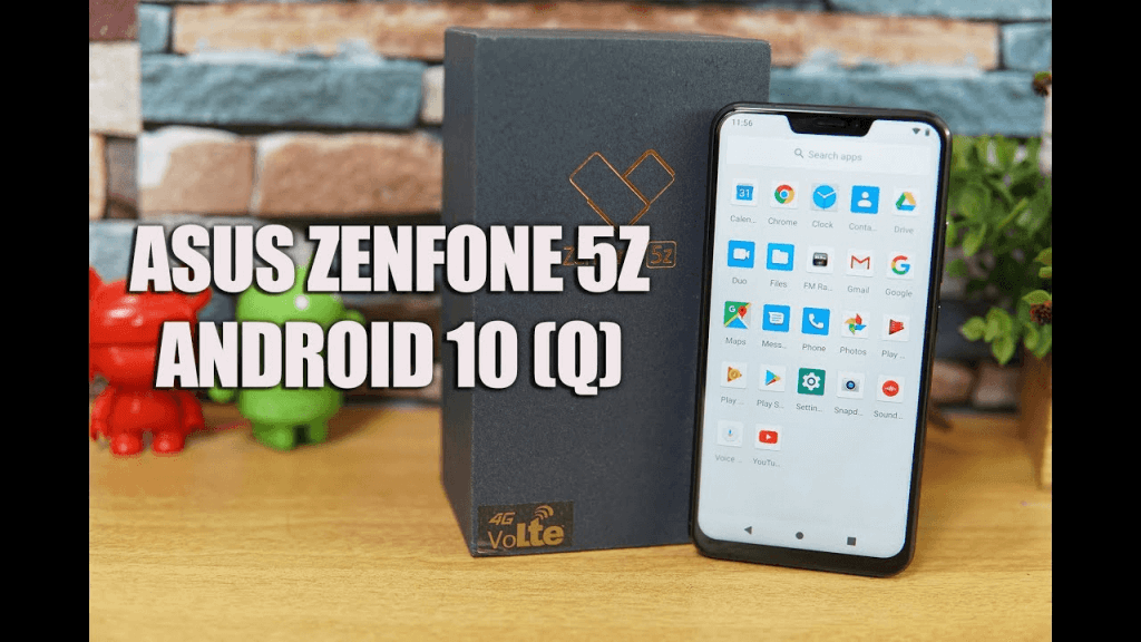 Android 10 for ZenFone 5Z