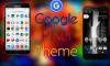 Google Pixel theme
