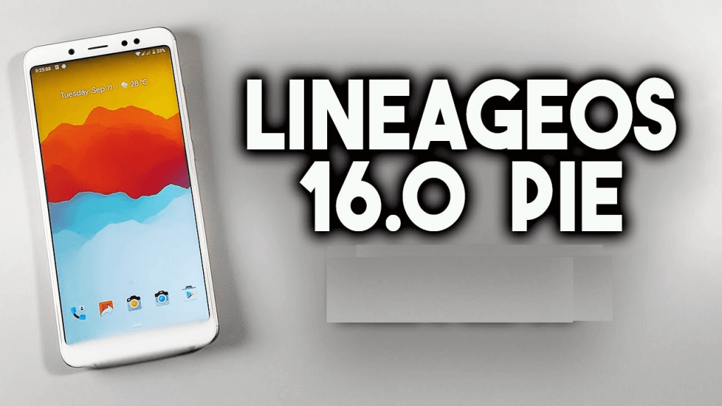 Lineage OS 16 for Realme 5 Pro