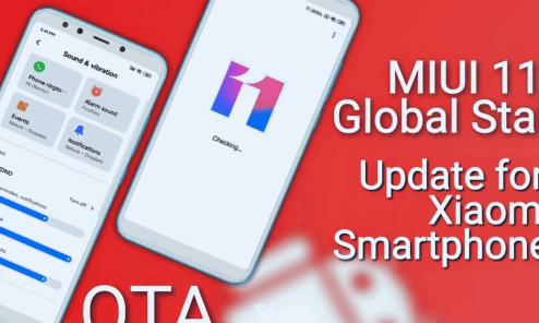 MIUI 11 stable global ROM for Xiaomi
