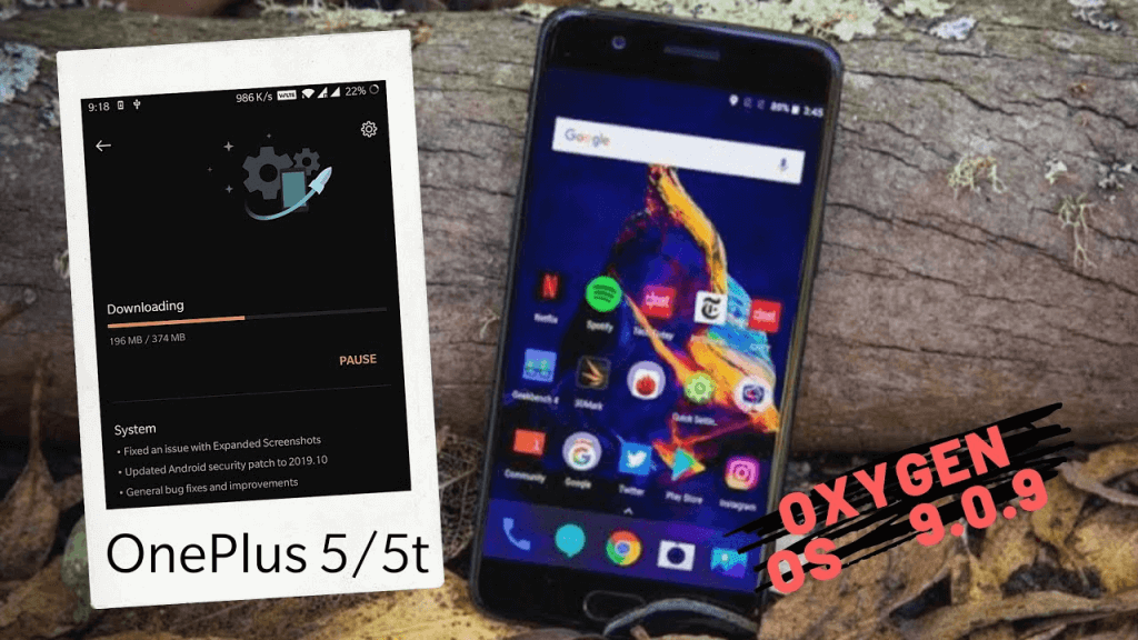 October 2019 security patch