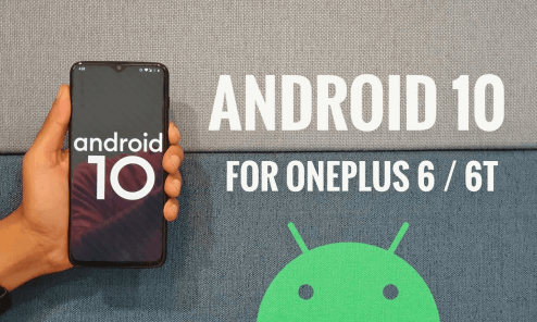 Android 10 for OnePlus 6