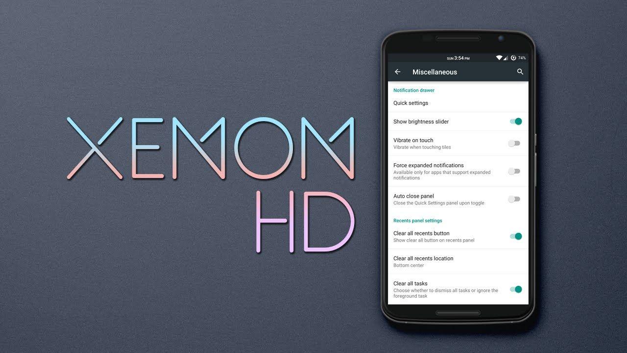 Android 5.1.1 Lollipop XenonHD ROM on Sprint LG G3
