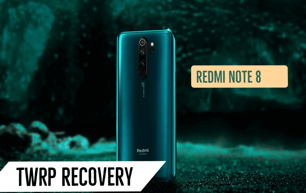 unofficial TWRP recovery for Redmi Note 8