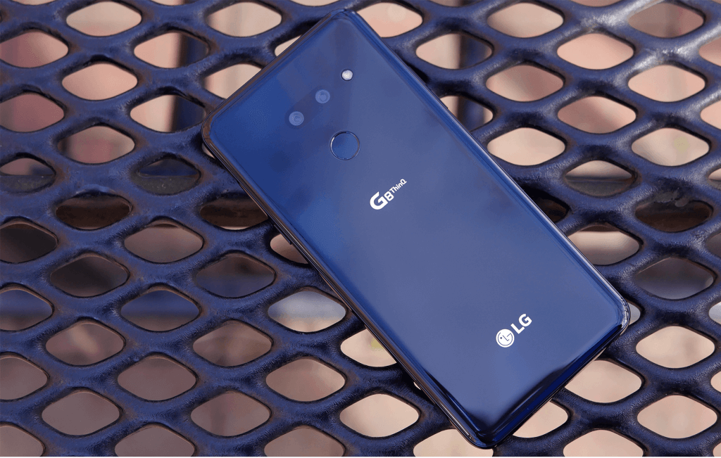 Android 10 for LG G8 ThinQ