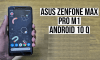 Android 10 for ZenFone Max Pro M1