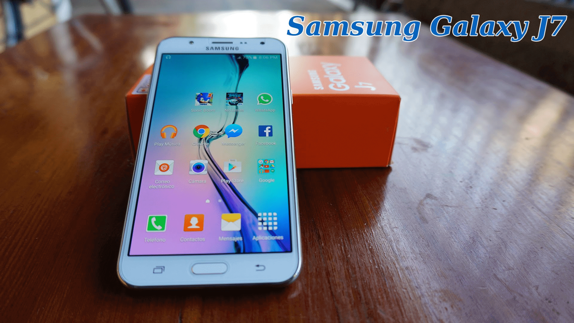 Galaxy J7 Official update Android 6.0.1 M