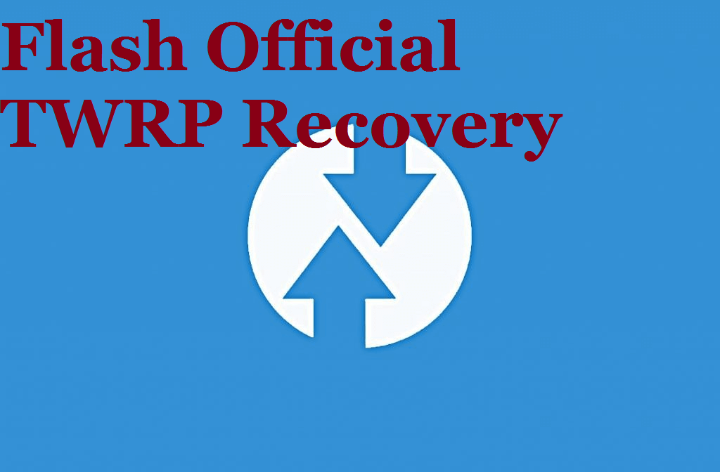 official TWRP recovery for ROG Phone