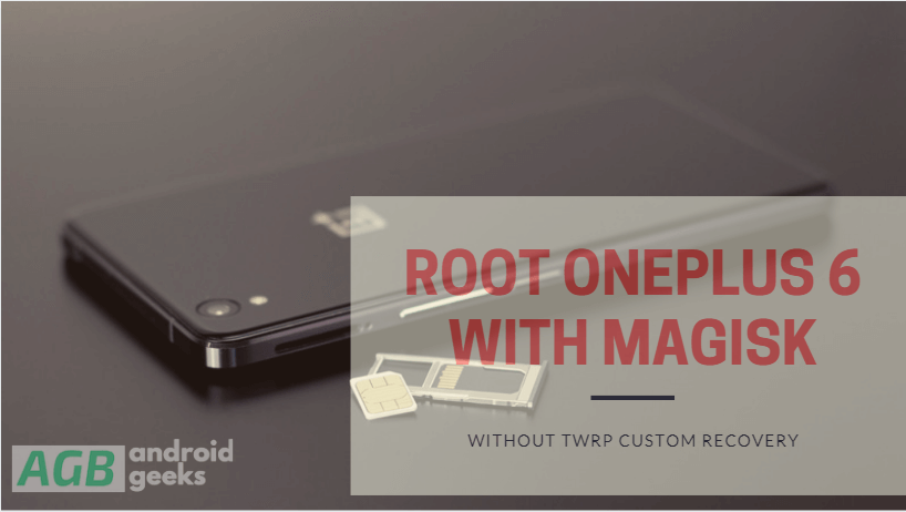 root OnePus 6