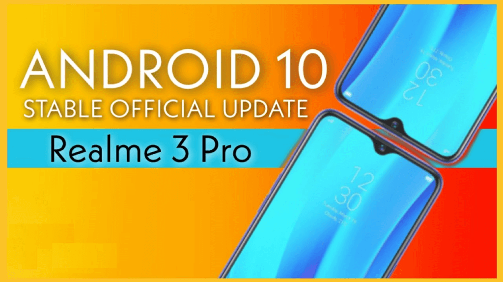 stable Android 10 for Realme 3 Pro