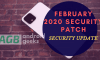 February 2020 security patch for Google