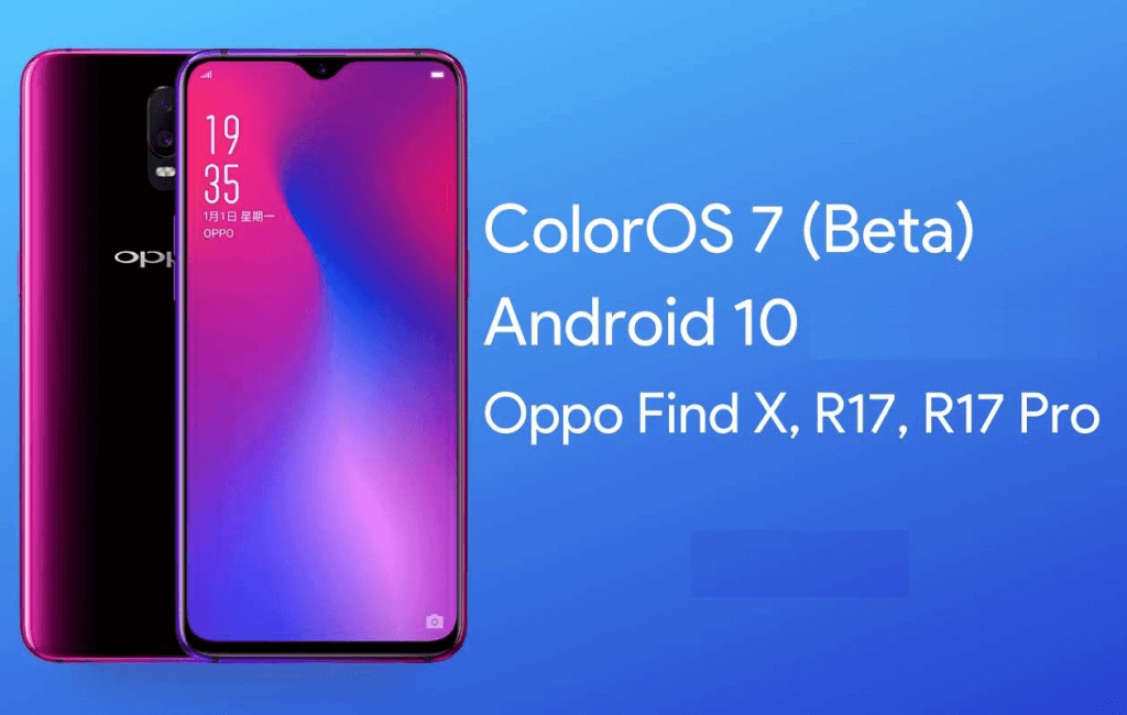 ColorOS 7 for Find X
