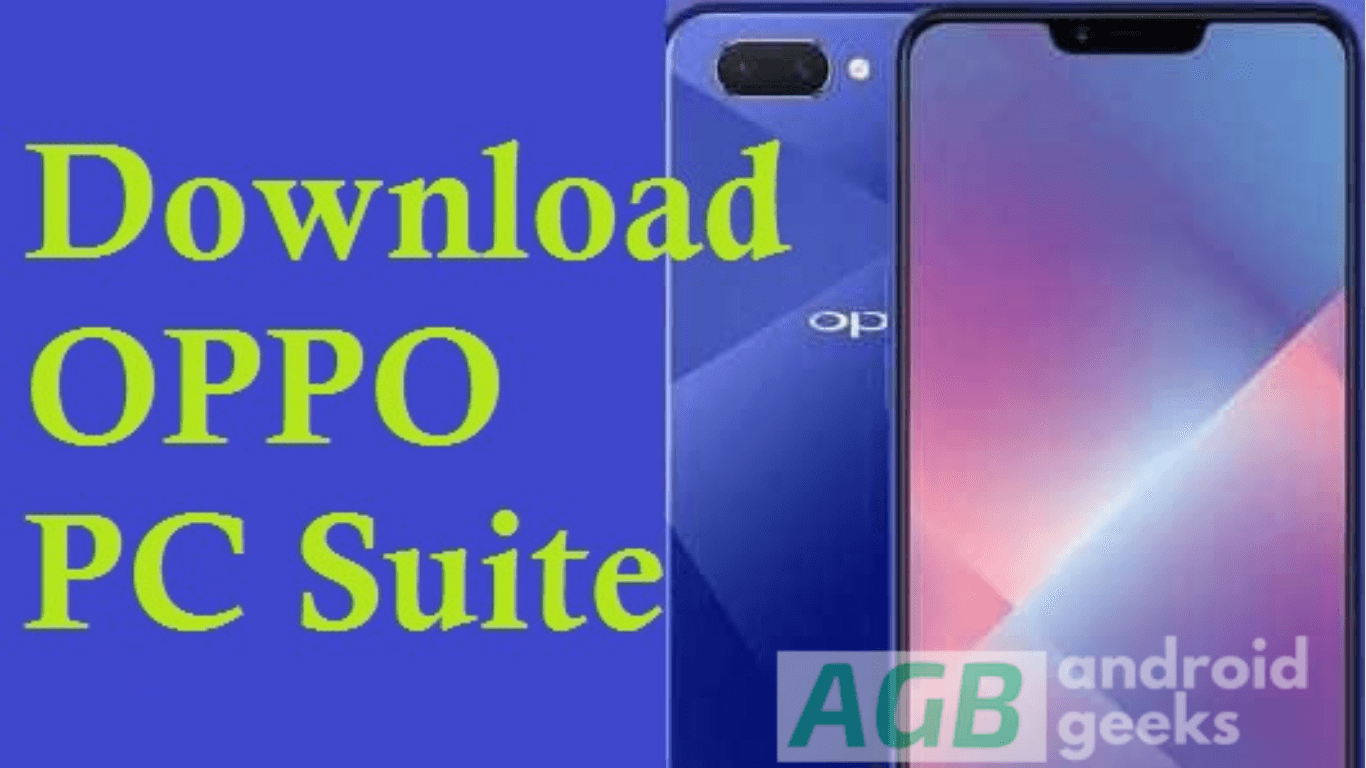 download Oppo PC Suite