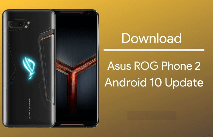 Android 10 for Asus ROG Phone II