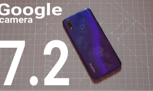 Google camera 7.2 for Realme 6 Pro