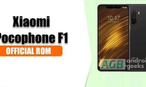 MIUI 11.0.1.0 Russia Stable ROM for Poco F1