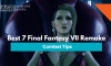 Best 7 Final Fantasy VII Remake Combat Tips to Master