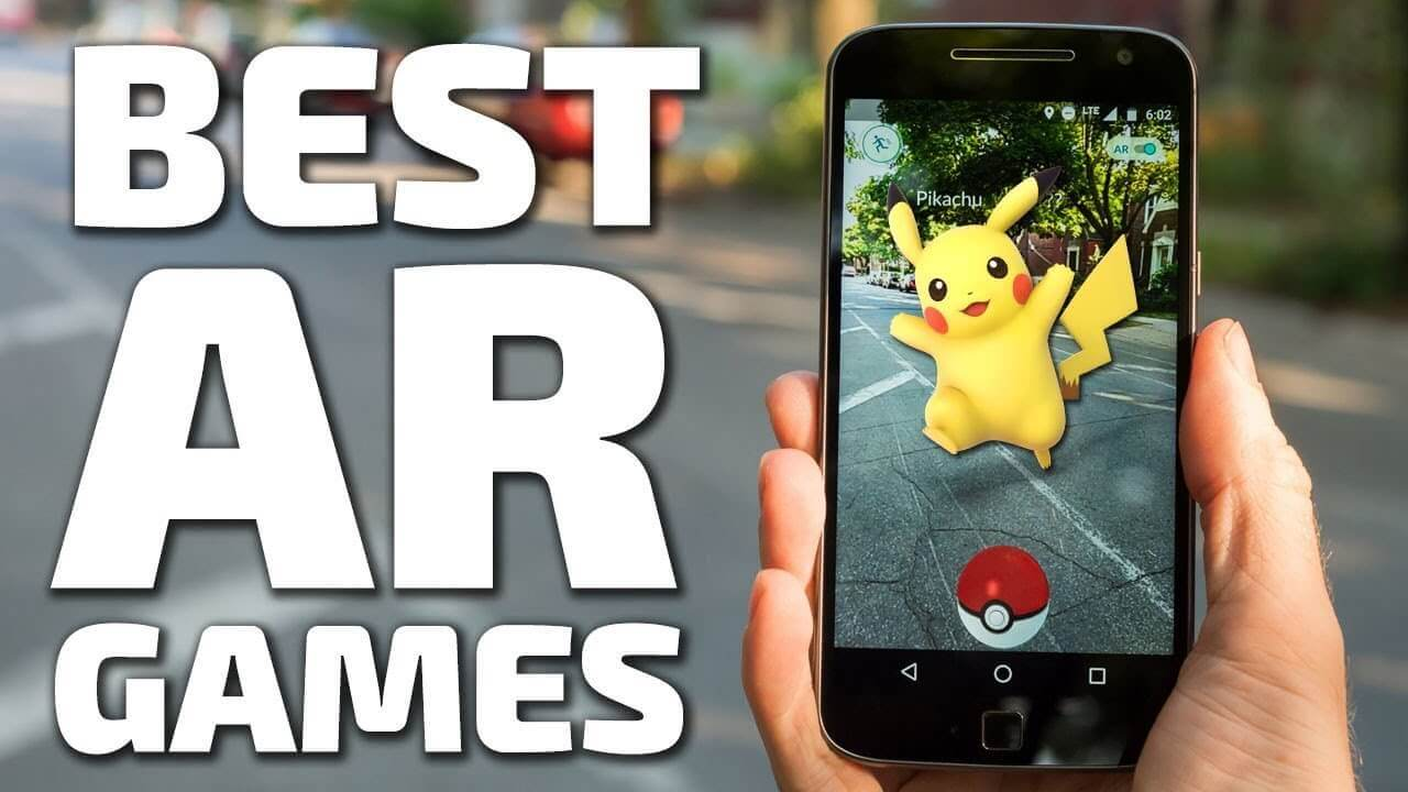 Best Augmented Reality Games For Android in 2020