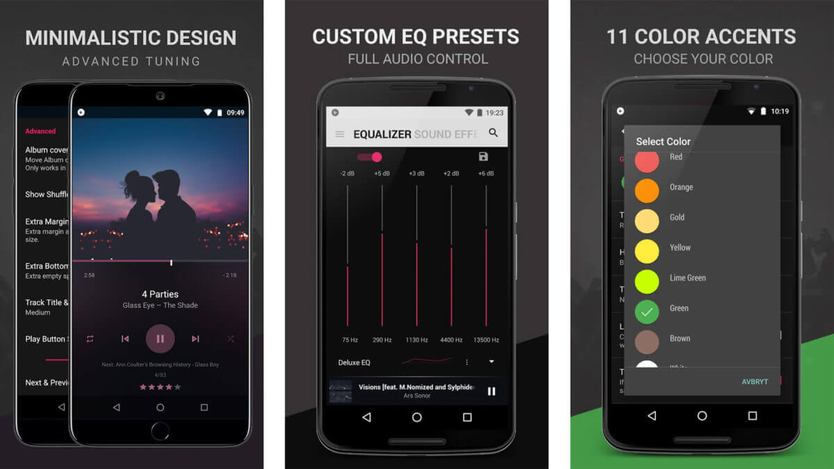 Top 7 Best Music Player Apps for Android 6