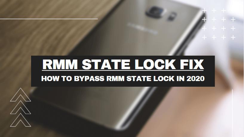 Bypass RMM State Lock