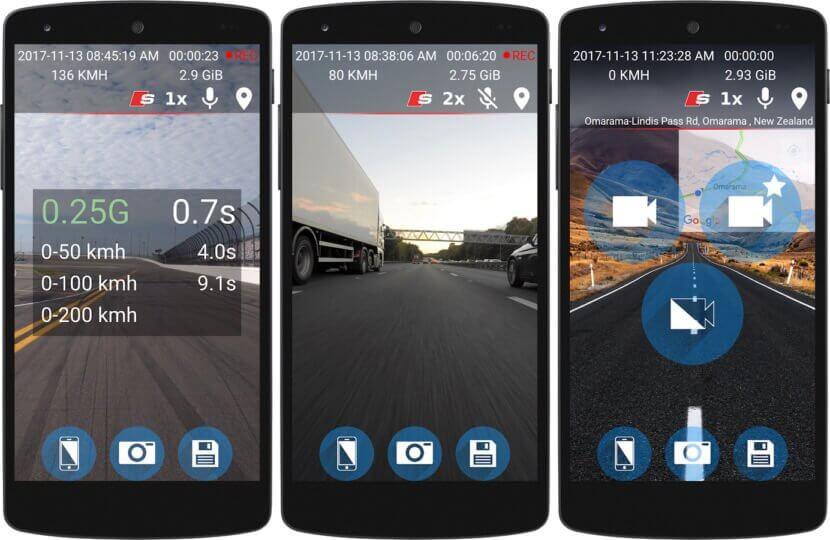 Dashcam 9 app