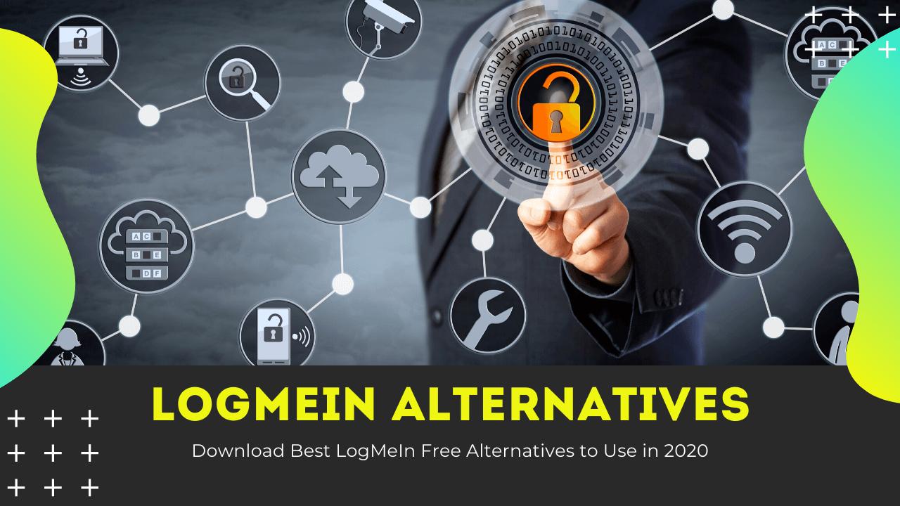 best Logmein alternatives 2020