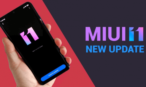 MIUI 11 Android 10 for Xiaomi Mi
