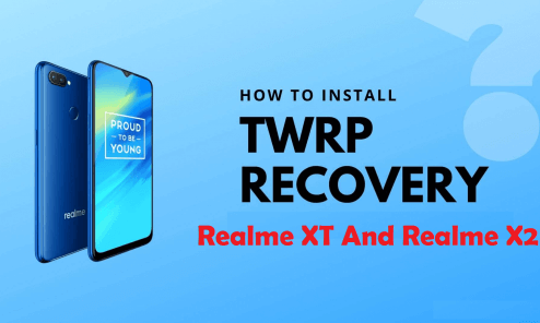 Official TWRP Recovery on Realme