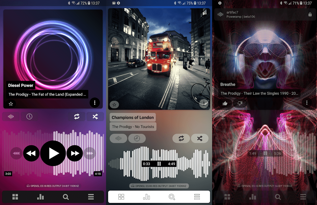 Top 7 Best Music Player Apps for Android 2